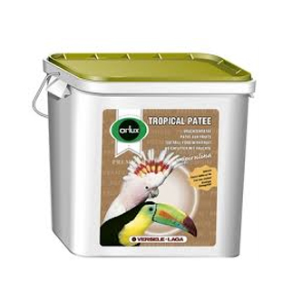 Tropical Patee - Futter für Obstfressende Vögel 5 kg
